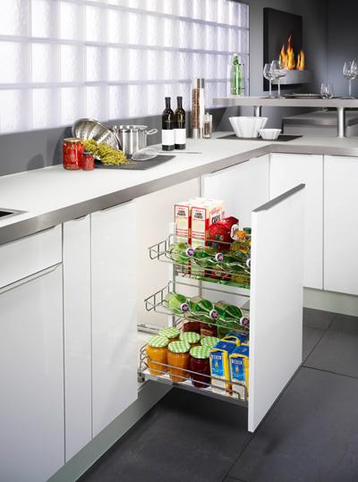 Кухонные аксессуары  Kessebohmer