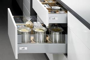 Кухонные ящики Innotech